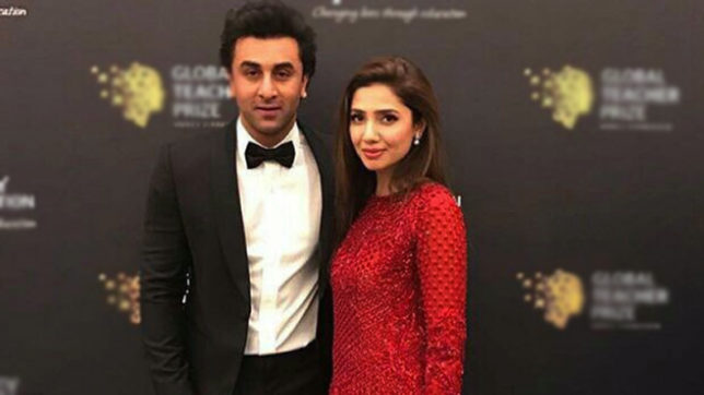 Live your life your way: Mahira Khan gets support from Pakistan film industry
