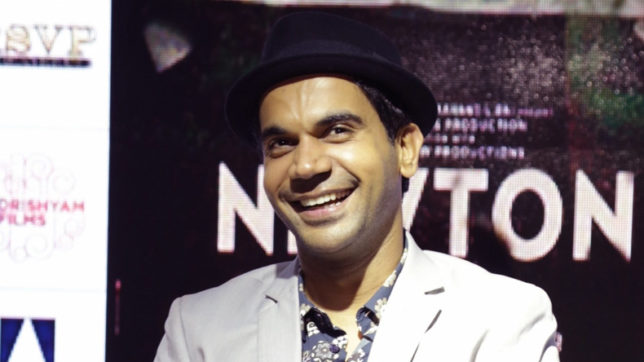 Rajkummar Rao urges people to cast vote