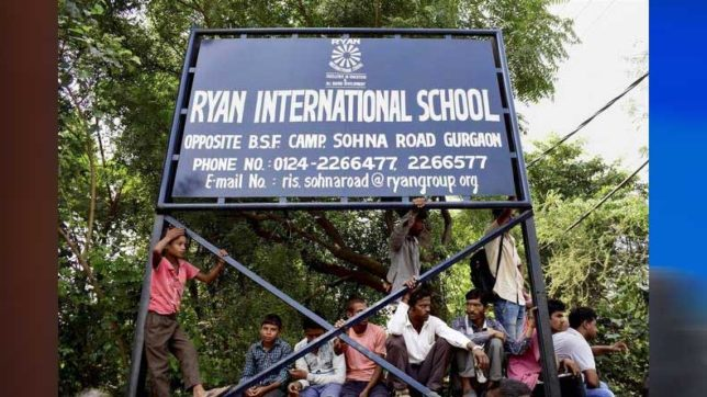 Ryan School's reopening will erase all evidence: Pradhuman's father