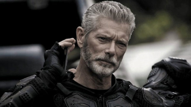 There are some wonderful parts for senior actors in Hollywood: Stephen Lang