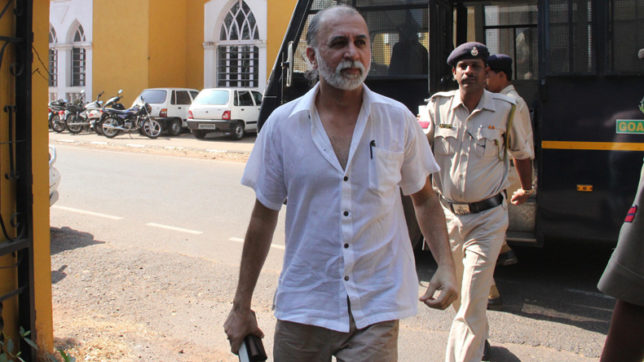 Framing of charges against Tarun Tejpal in rape case on Sep 28