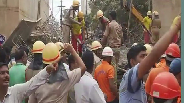 Odisha: 2 dead, 10 injured after a under-construction flyover collapses in Bomikal