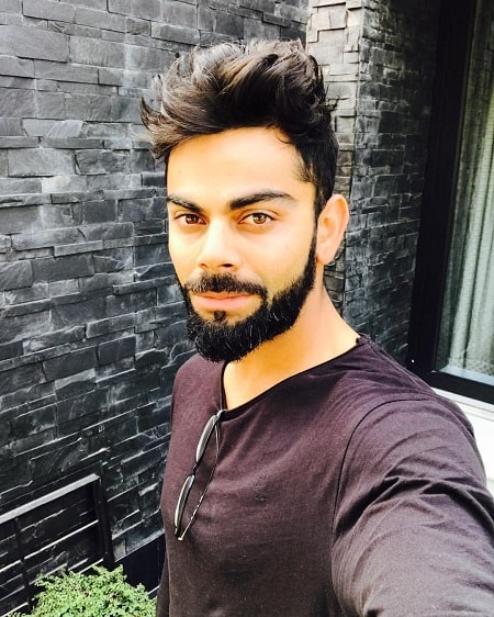 How To Get Virat Kohli S Beard Style Hairstyle Look