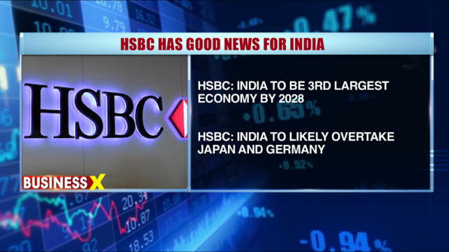 India to be World's largest economy by 2018, predicts HSBC; GSTN issues to be resolved soon and more