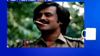 There's reason why Rajnikanth is a super star - an actor who never fails his audience be it his acting or stunts that he pulls off with such aplomb. His gaze is so powerful that he can stare off a bullet. His stunts defy the laws of physics. He is no ordinary human being or actor but has become the ultimate stunt man of all times.  Rajinikanth the most lethal 'robot' of all times can make his fans swoon with his swag.