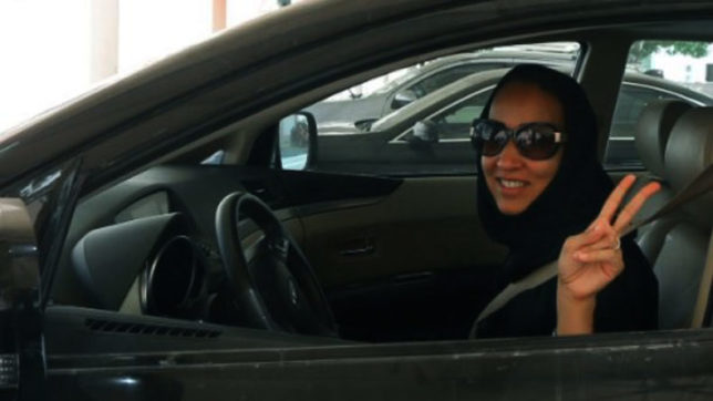Saudi Arabia takes a step forward, allows women to drive