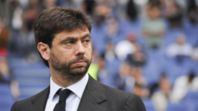 Andrea Agnelli appointed new ECA president