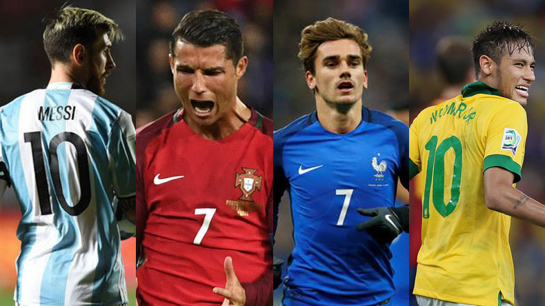 3367682da 2018 FIFA World Cup Russia: 23 out of 32 nations confirmed for football's  biggest extravaganza