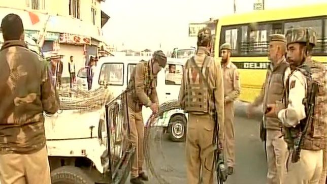 What all we know of suicide attack on BSF 182 battalion camp in Srinagar