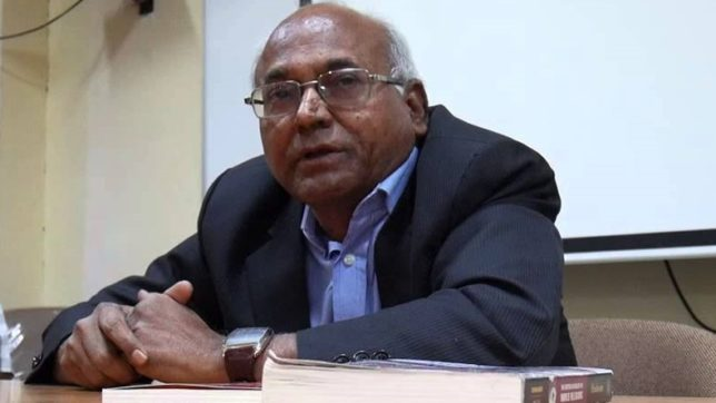 Kancha Ilaiah under house arrest in Hyderabad; stopped from addressing public meeting in Vijayawada