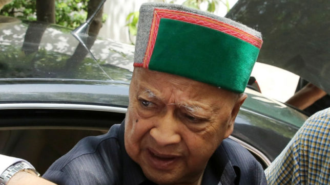 Here's everything you need to know about Himachal CM Virbhadra Singh's DA Case