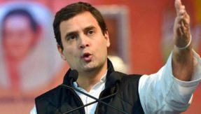 Rahul Gandhi launches Unorganised workers' Congress to widen base