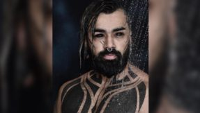 Bizarre! Delhi man gets eyeballs tattooed; claims to be first Indian to do so