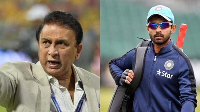 Why-Ajinkya-Rahane-not-included-in-Team-India-Gavaskar-lashes-out-on-selectors
