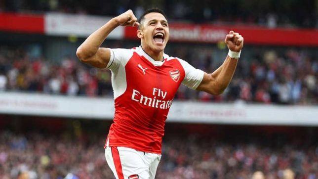 Alexis Sanchez set to seal Manchester City transfer after agreeing personal terms