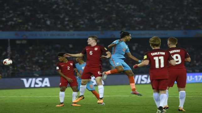 FIFA U-17 World Cup: Twitterati praise India team's gritty performance against USA in opener