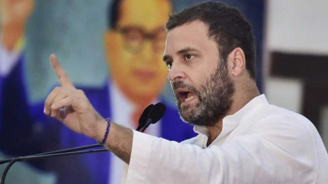 BJP demands apology over Rahul Gandhi's 'ever seen women in shorts at RSS Shakhas' comment