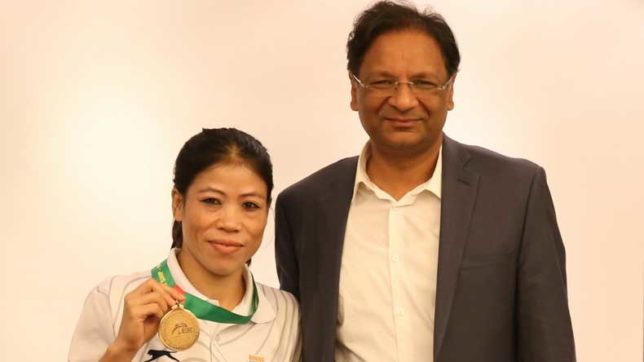 Can-beat-anyone-if-I-am-fit,-says-Mary-Kom