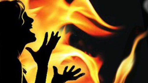 Karnataka: 7-year-old girl sets herself on fire while trying to imitate TV scene