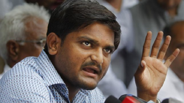 BJP might use a fake sex CD to defame me, says Hardik Patel