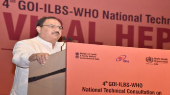 Union Health Minister JP Nadda, Gurugram, Health Minister JP Nadda, Fortis Hospital, WHO conference, Fortis Memorial Research Institute, Gurgaon, girl dies at fortis medical negligence, fortis charges 18 lakhs from girl parents, medical services in india, Hospitals in india, health industry in india, llot at private hospitals in india, private hospitals in india, national news, regional news, health news, latest news, trending news, latest news