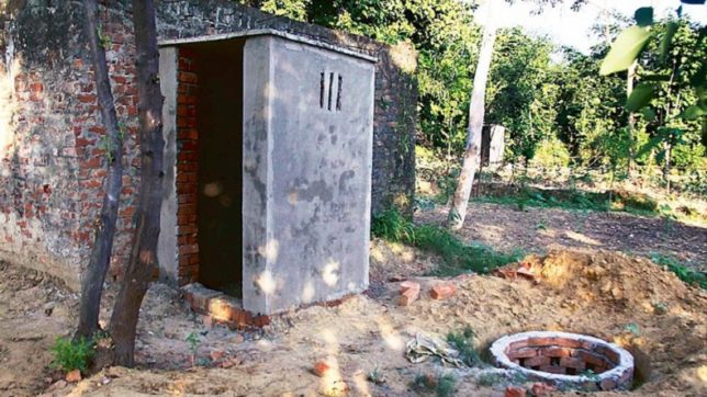 Odisha: Homeless man asks for a house, government gives him a toilet