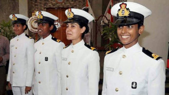 Shubhangi Swaroop — Know all about India's first Naval pilot