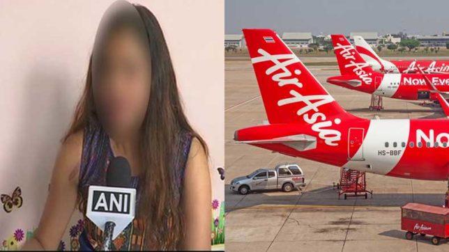 Woman passenger harassed by Air Asia staff; FIR filed