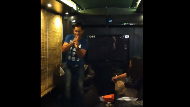 Watch: MS Dhoni's hilarious moves on John Abraham's popular number leaves wife Sakshi in splits