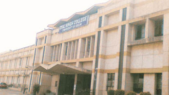 Dismissing the opposition against the renaming of Dyal Singh College (Evening), the institution's chairman on Friday said there wasn't anything illegal about it and that there couldn't be a better name than Vande Mataram