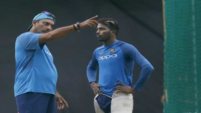 Hardik Pandya rested for the Test series against Sri Lanka due to excessive work load