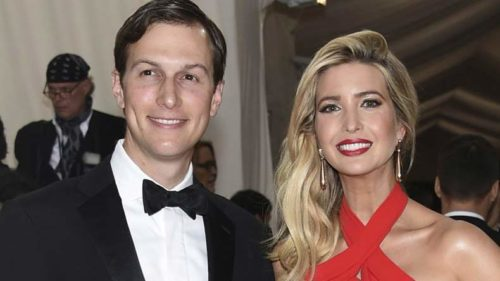Senate committee requests more information on Trump's son-in-law Kushner