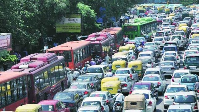 Delhi govt drops odd-even scheme after NGT removes two-wheelers, women from exempted list