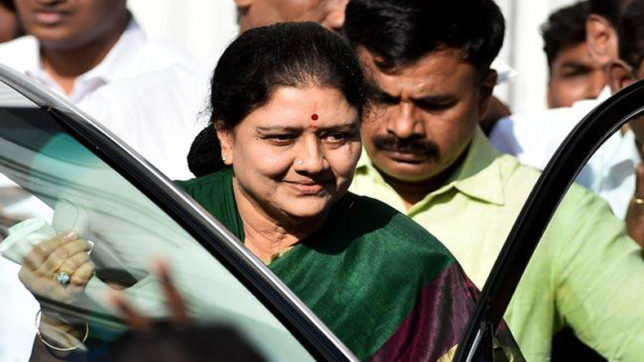 Massive IT raids continue on premises of VK Sasikala's kin, associates