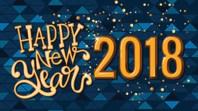 Happy new year wishes and messages for 2018: Top best wishes, SMS ...