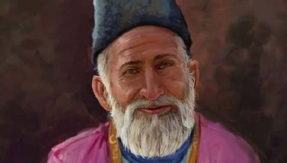Google honours Mirza Ghalib on his 220th birth anniversary with a doodle