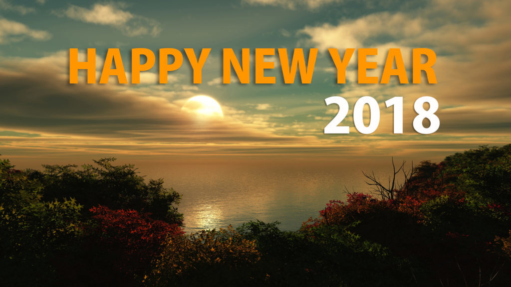 Happy new year wishes and messages for 2018: Send wishes through ...