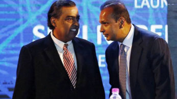 The assets of the Reliance Communications Ltd (RCom), being led by Anil Ambani, which were put down on the blocks seem to have found its highest bidder in the form of his elder brother Mukesh Ambani's Reliance Jio Infocom Ltd