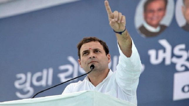 'Tone and language not appreciated', Rahul Gandhi asks Mani Shankar Aiyar to apologise to PM Modi for 'neech' remark