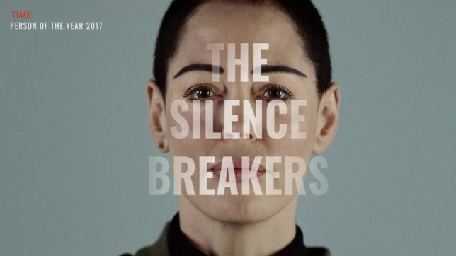 'Silence Breakers' named TIME's Person of the Year