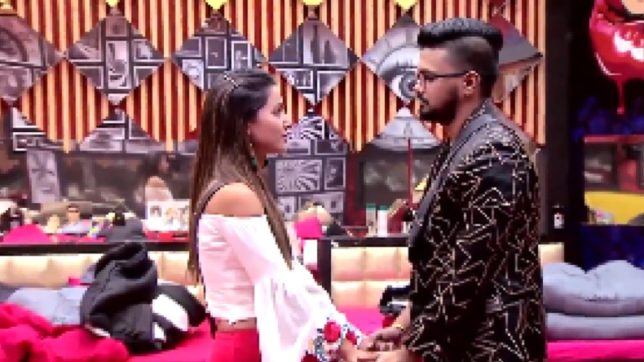 Bigg Boss 11 Day 68 preview: Hina Khan's beau Rocky Jaiswal pops up the big question to her in high-voltage drama
