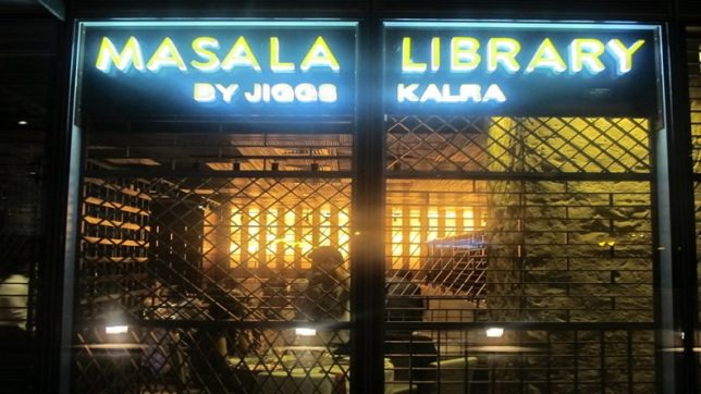 Masala Library offers to redo Indian traditional cuisines