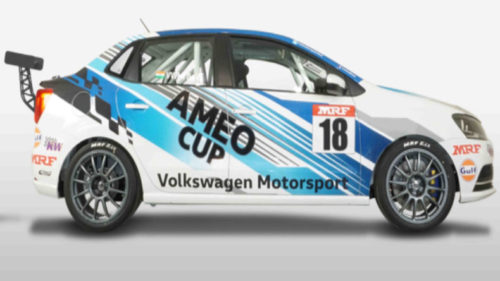 Volkswagen Motorsport India begins registration for drivers' selection for Ameo Cup 2018; here is how you can register