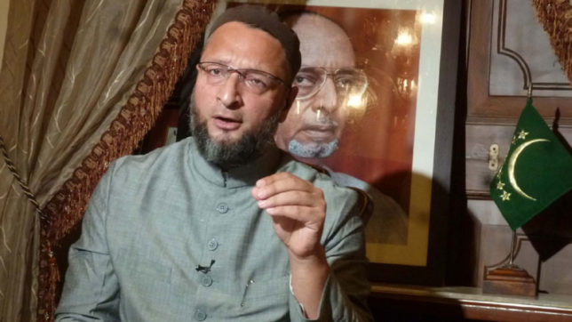 Triple talaq bill a conspiracy against Muslim community, says Asaduddin Owaisi