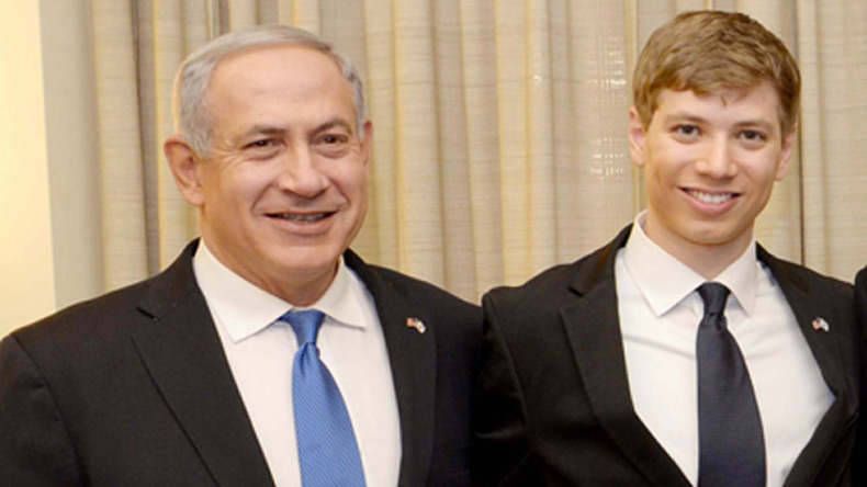 Israel PM Benjamin Netanyahu in troubled waters after son's controversial audio tape surfaces