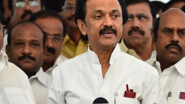 DMK not allowed to raise 'Gutkha scam' by speaker; stages walkout from TN Assembly