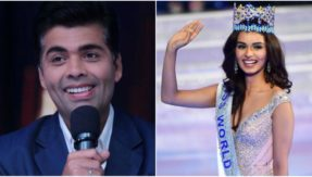 Miss World Manushi Chhillar will not be a part of Student of the Year 2, confirms Karan Johar