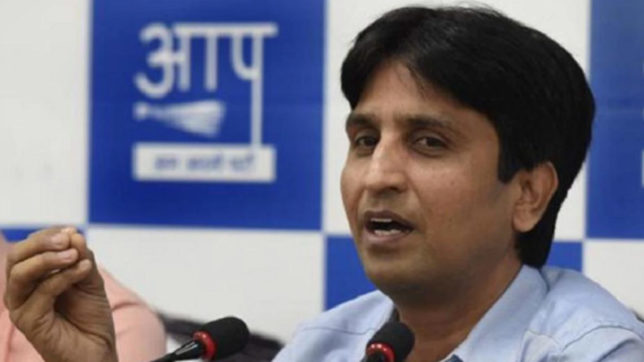 I am being penalised for speaking the truth, says Kumar Vishwas after being denied RS ticket
