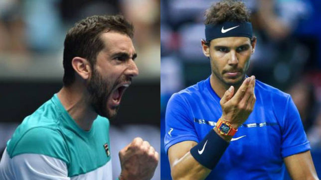 Australian Open 2018: Rafael Nadal concedes thrilling encounter with Marin Cilic, Croatian secures seminfinal berth