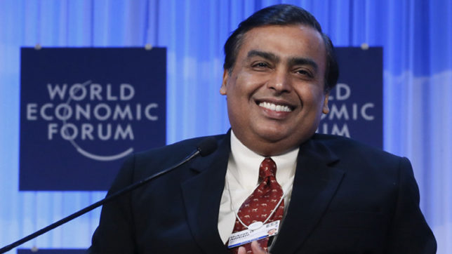 Jio to cover 100% Bengal population by December 2018, claims Mukesh Ambani
